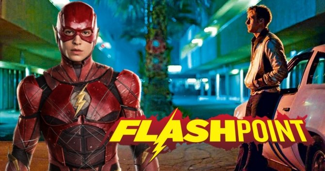 Flashpoint Reportedly Enlists Drive Production Designer