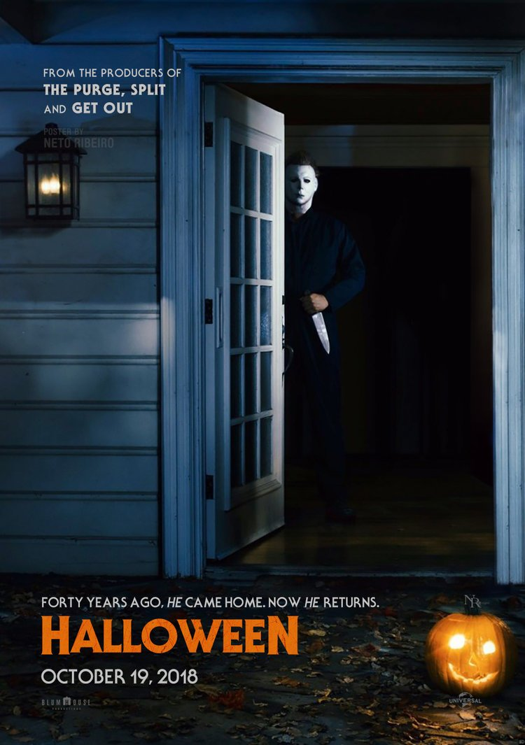 Halloween 2018 Fan Poster.2018 S Halloween Will Ignore Everything Except The First Movie