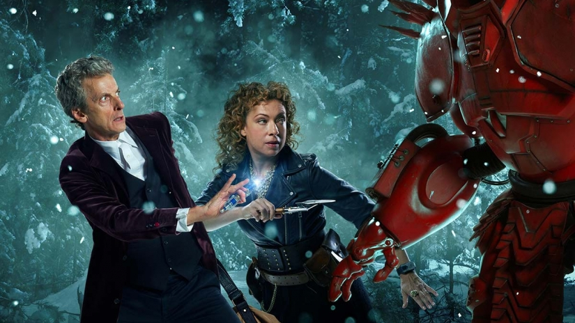 Why Doctor Who's Alex Kingston Won't Watch River Song's Last Episode