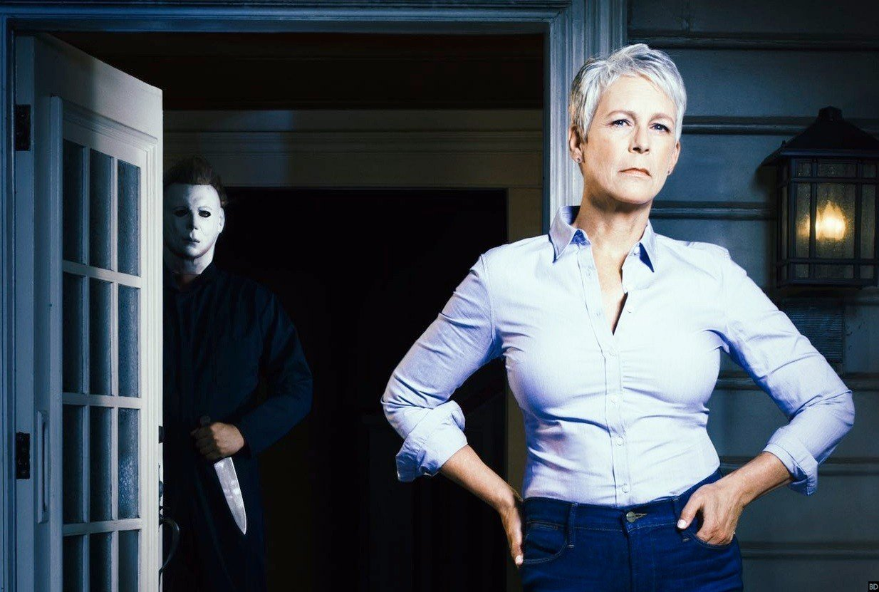 Jamie Lee Curtis Is Back for a New Halloween Movie