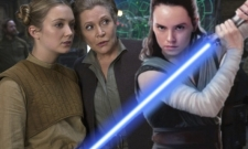 Billie Lourd Was Among Those Who Auditioned For Rey In Star Wars: The Force Awakens