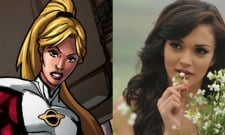 Supergirl Casts Amy Jackson As Saturn Girl