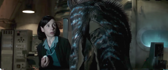 The Shape Of Water Review [TIFF 2017]