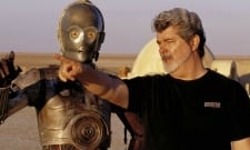 George Lucas Reportedly Down To Return To Star Wars, But Wants Full Control