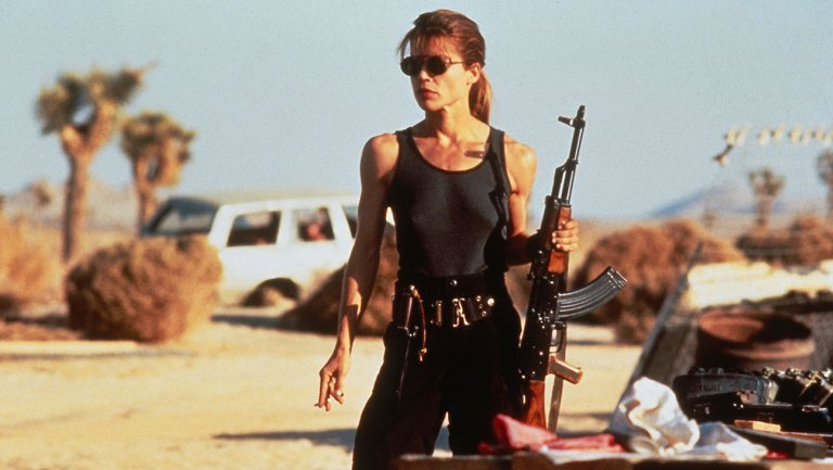 Linda Hamilton Returning To The Terminator Franchise