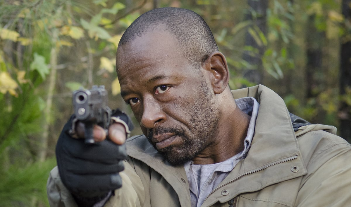 Lennie James Touches Base On Morgan's Journey In The Walking Dead Season 8