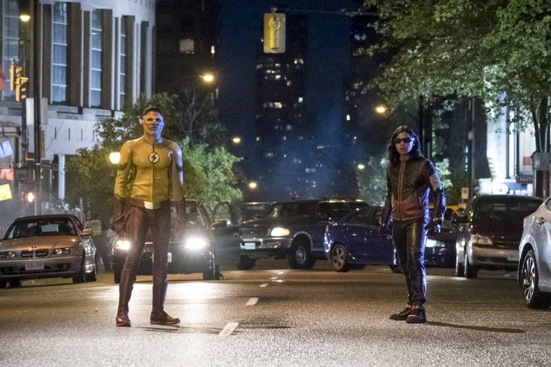The CW's Arrowverse crossover titled Crisis on Earth-X