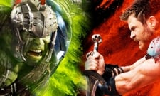 New Thor: Ragnarok Posters Are Super Trippy
