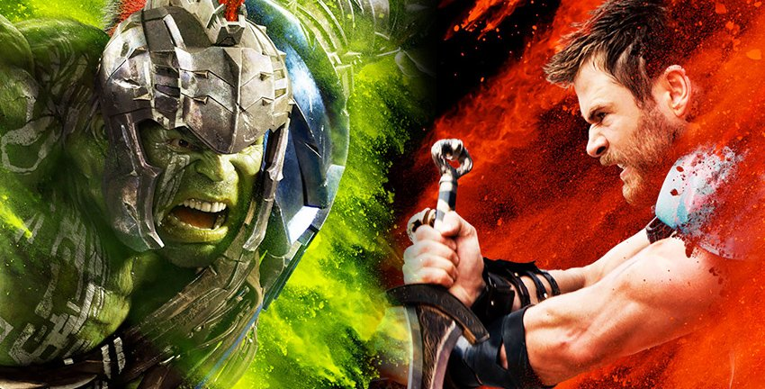 Hulk's Living A Celebrity Lifestyle In Thor: Ragnarok