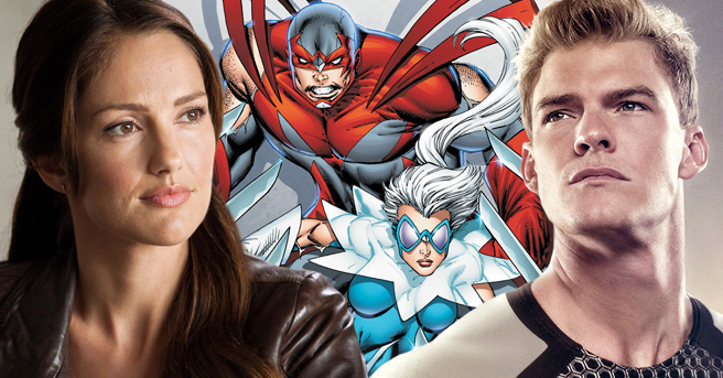 Titans Casts Alan Ritchson And Minka Kelly As Hawk And Dove
