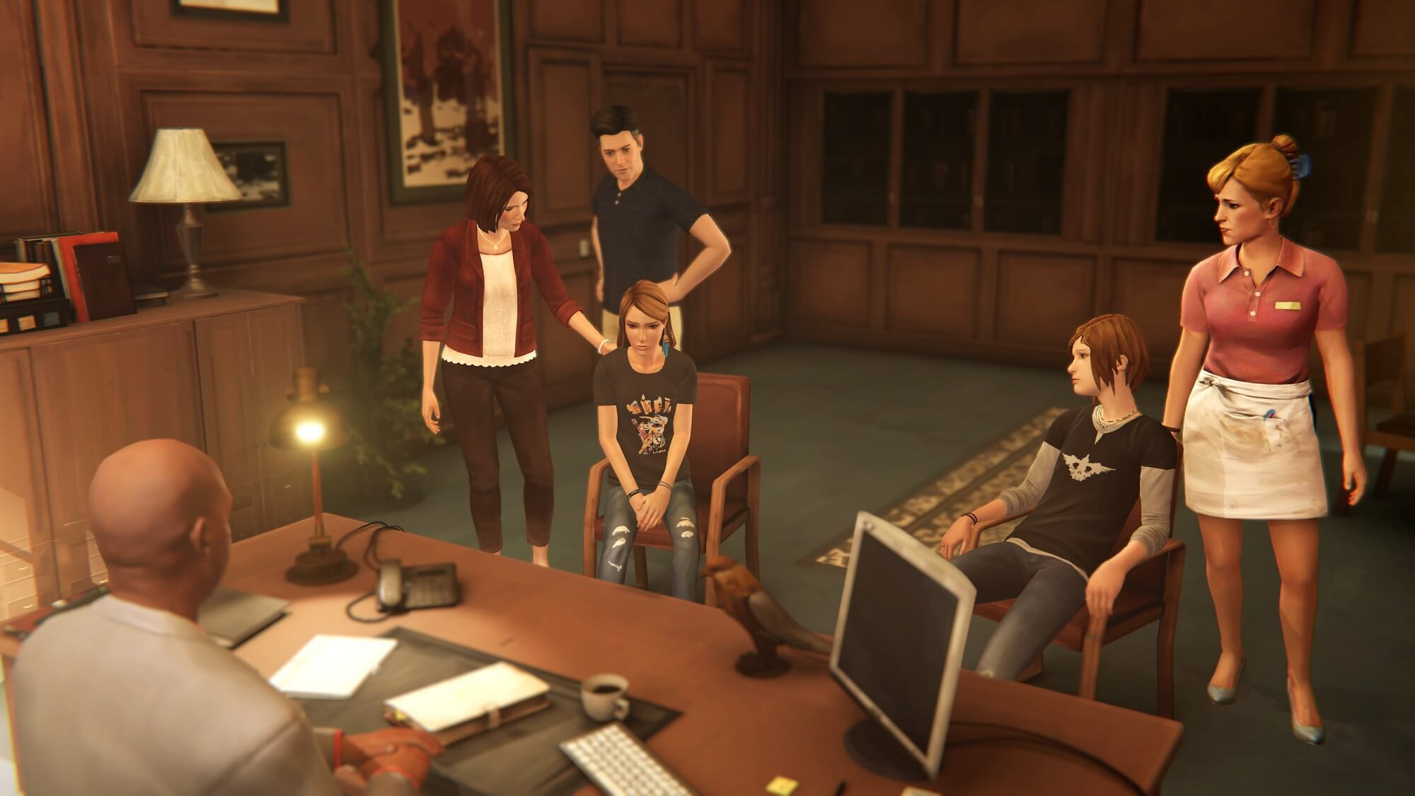 Life Is Strange: Before The Storm — Episode 2: Brave New World Review