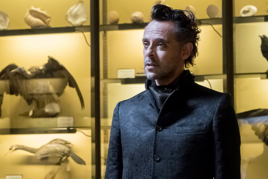 Ra's Al Ghul Returns In Promo And Photos For Next Week's Gotham
