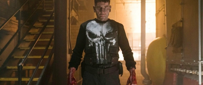 The Punisher Leaves No Witnesses Behind In New Clip