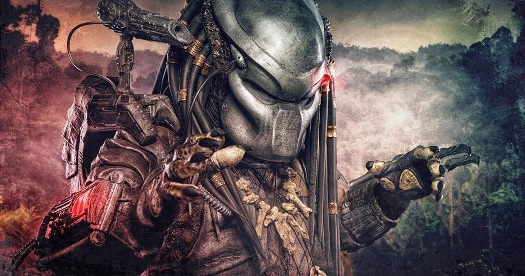 Electrifying New Poster For The Predator Surfaces