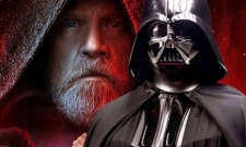 Is Darth Vader Hidden On The Star Wars: The Last Jedi Poster?