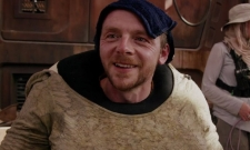 Star Wars: The Last Jedi Made Simon Pegg Miss George Lucas