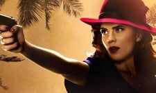 First Look At Peggy Carter As Captain Carter In Marvel's What If…?