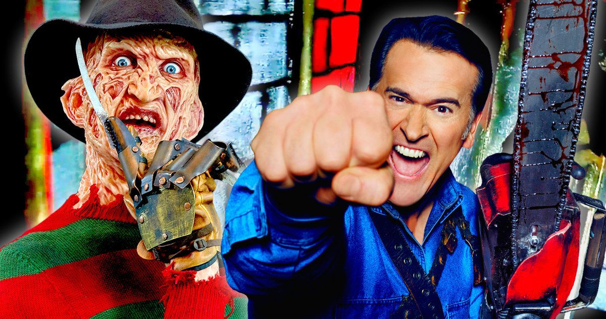 Bruce Campbell Explains Why Ash Vs. Jason Vs. Freddy Wouldn't Work