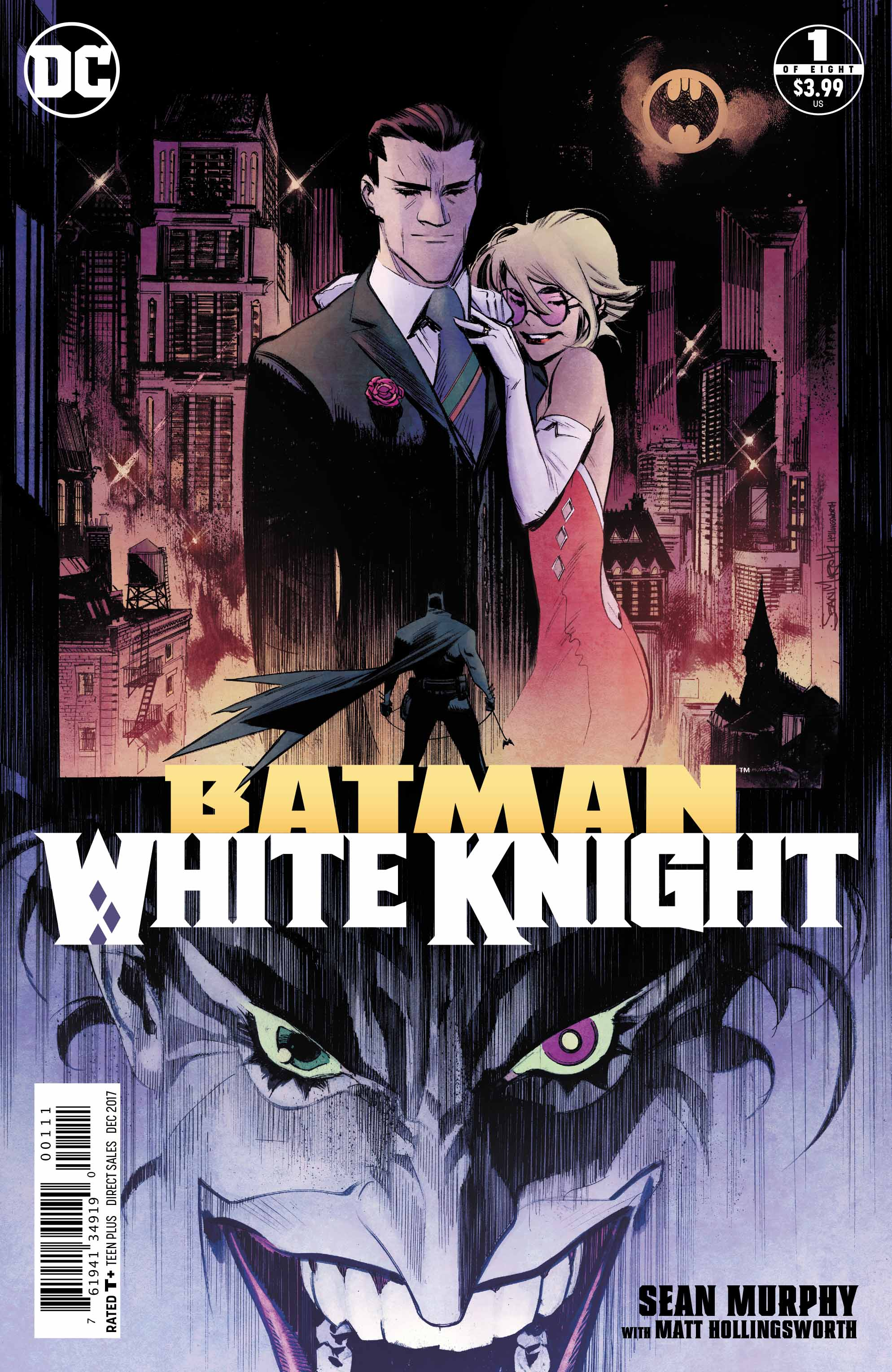 Batman: White Knight #1 Review