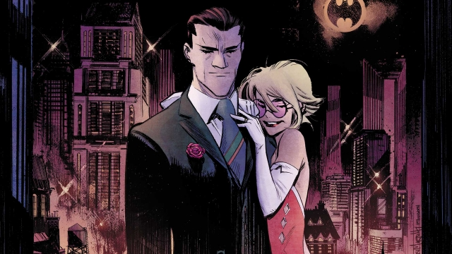 Batman: White Knight #1