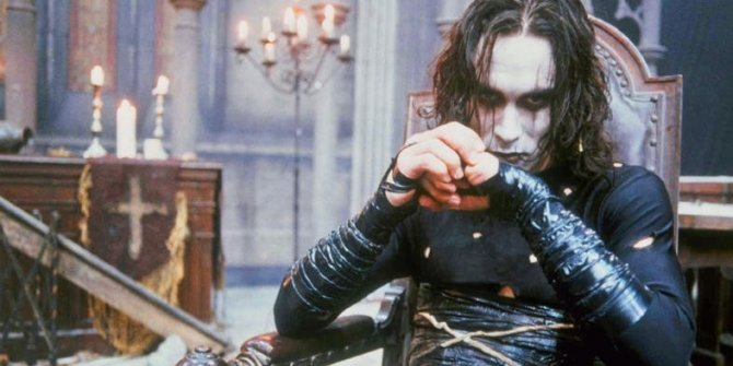 The Crow Creator James O'Barr Recalls The Sequel That Never Came To Be