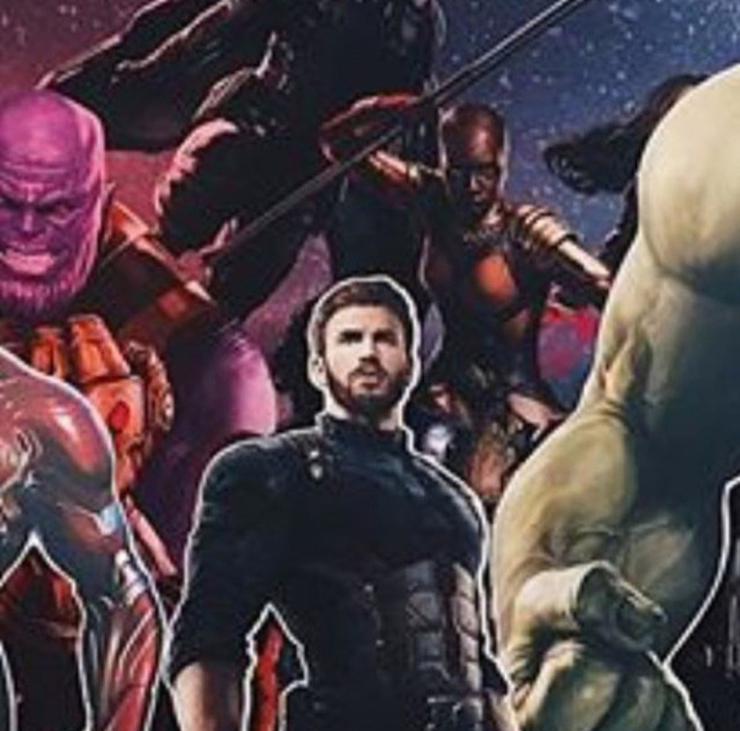 Avengers: Infinity War Promo Art Shows Off Captain America, Doctor Strange And More