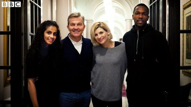 Jodie Whittaker's Doctor Gets a Male Companion with New 'Doctor Who' Castings