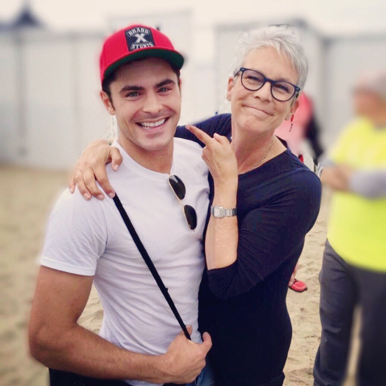 Does Zac Efron Have A Role In The New Halloween?