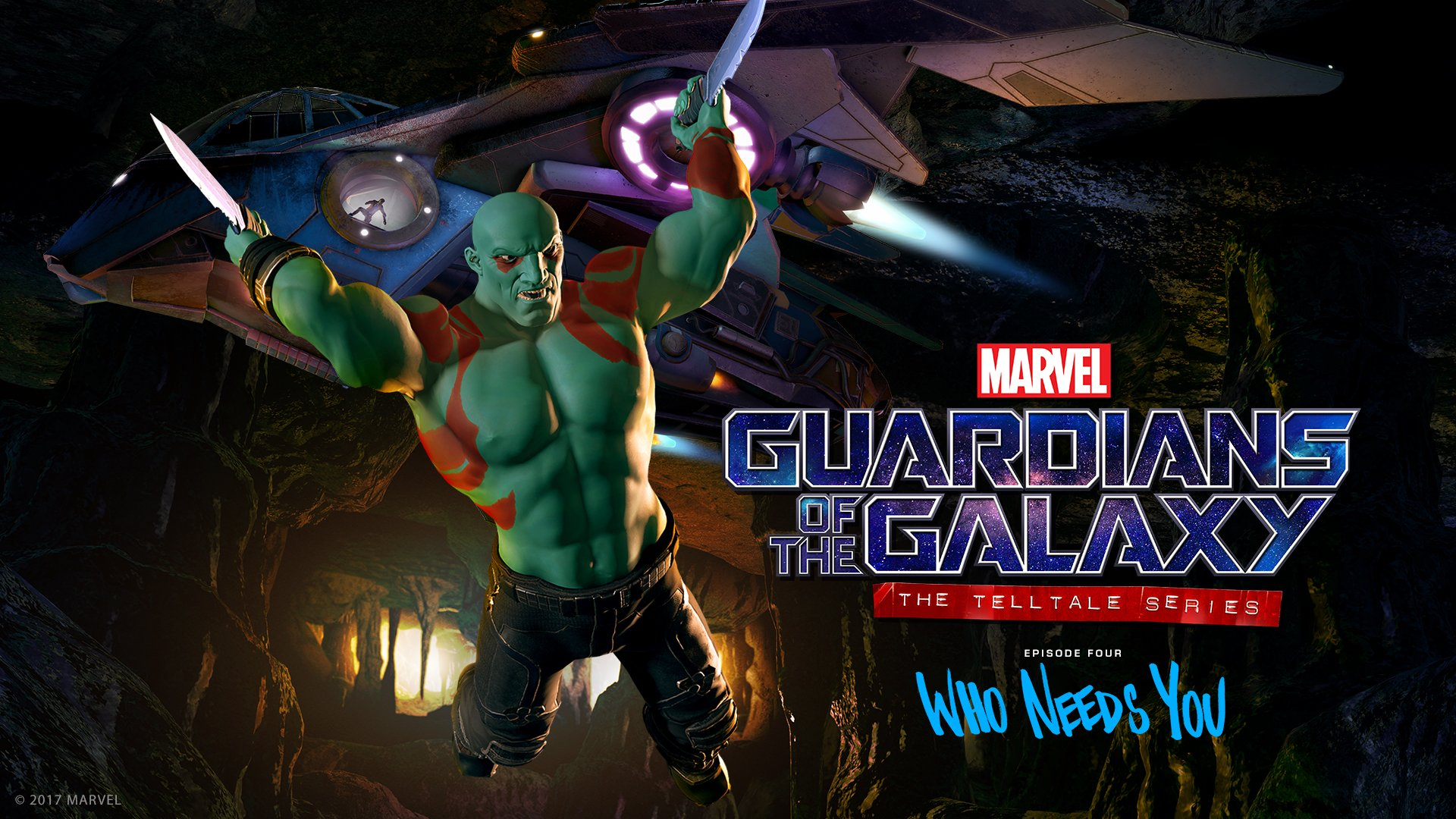 Marvel's Guardians of the Galaxy - Episode Four: Who Needs You Review