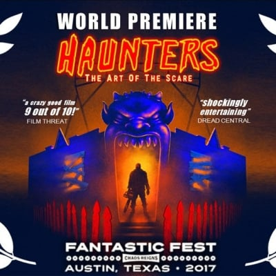 Haunters: The Art Of The Scare Review [Fantastic Fest 2017]