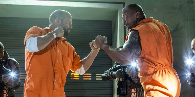 Fast and Furious Spinoff The Rock Jason Statham