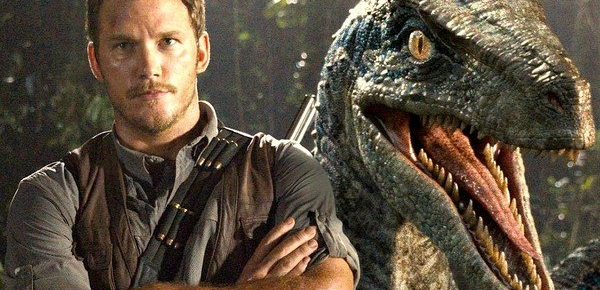Chris Pratt Pets A Baby Dino In The First Footage From Jurassic World: Fallen Kingdom