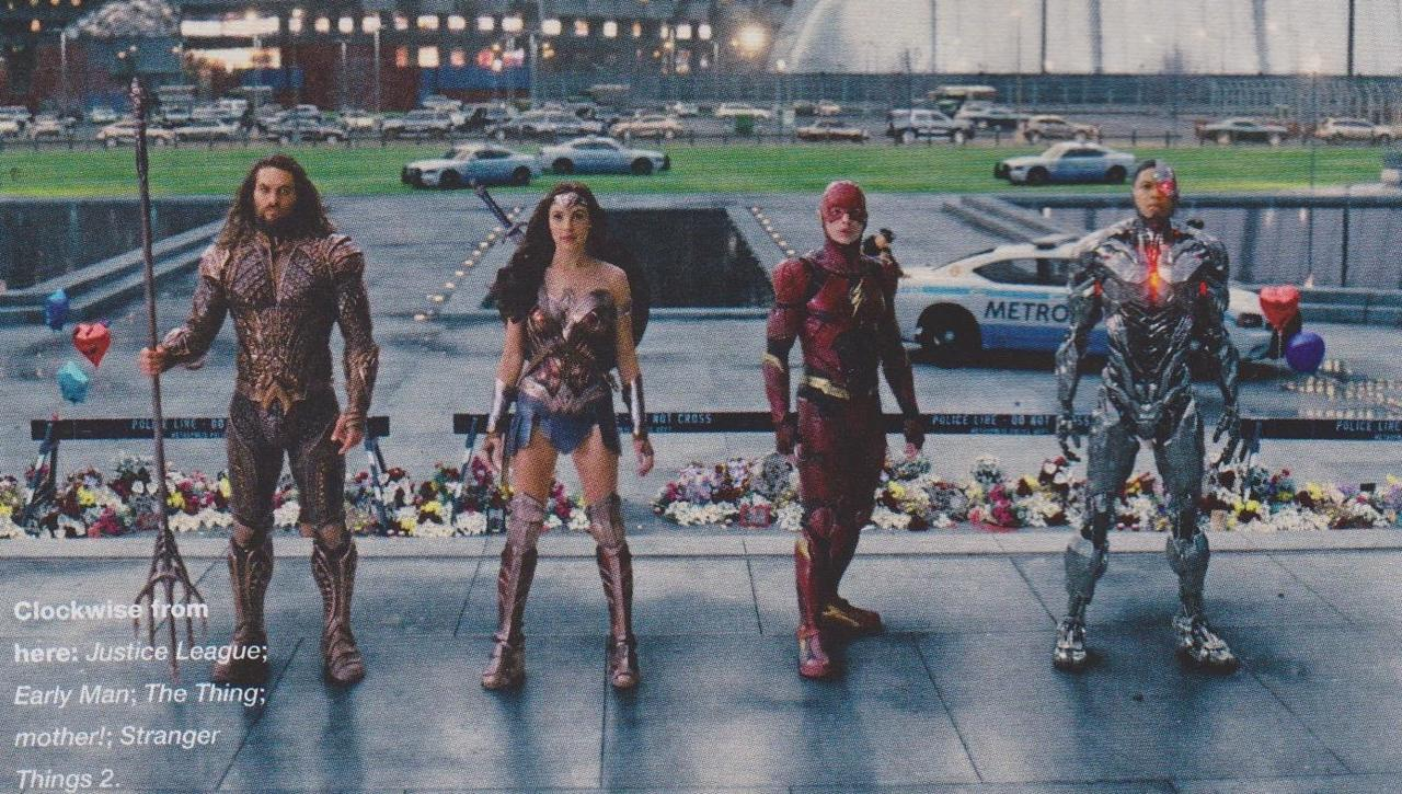 'Justice League' cast praise Zack Snyder and Joss Whedon's work