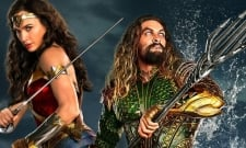 Celebrate Justice League's Arrival With New Behind-The-Scenes Pics
