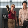 New Mayhem Images Tease A Bloody Office Brawl