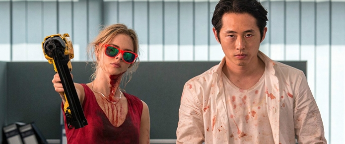 Mayhem Strikes In Trailer For New Workplace Horror Movie
