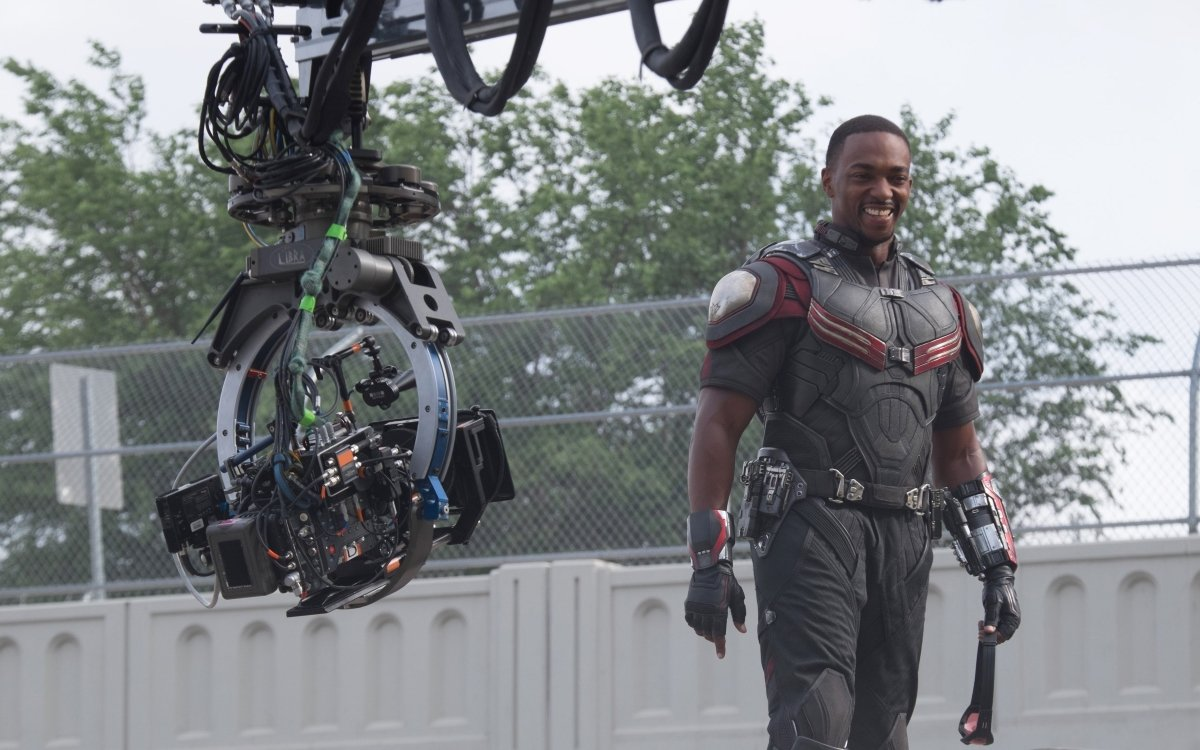 Behind The Scenes Photos From Captain America: Civil War That Every Fan Should See