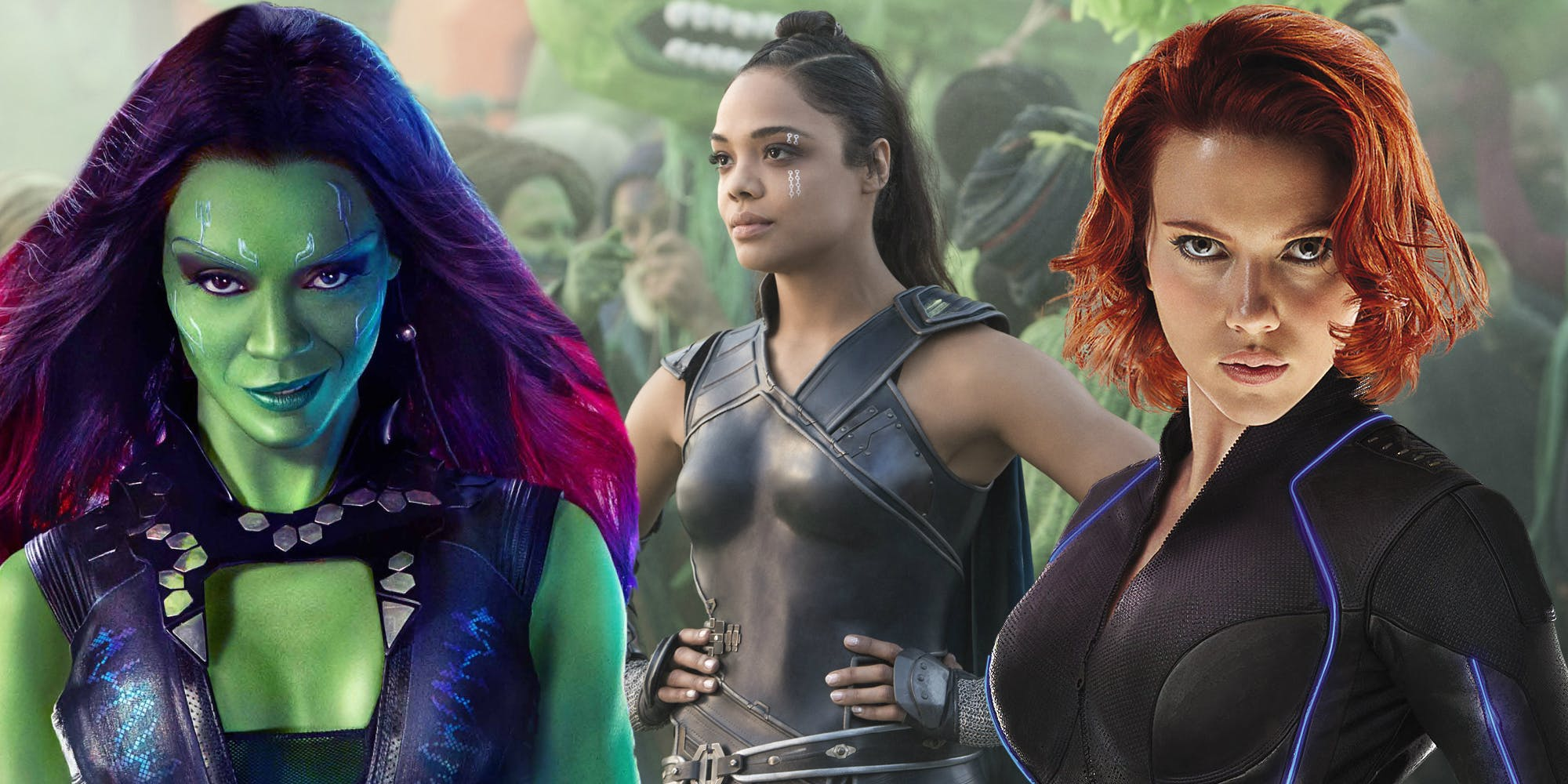 Marvel All Female Movie