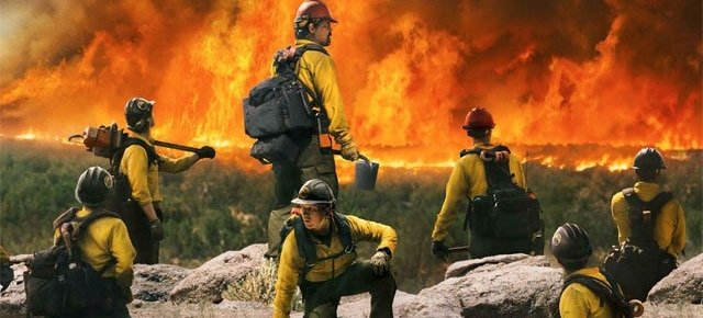 Cinemaholics #37: Only The Brave Review