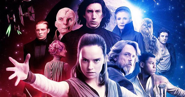 The Last Jedi's Rian Johnson Offers Brief Status Update On His New Star Wars Trilogy