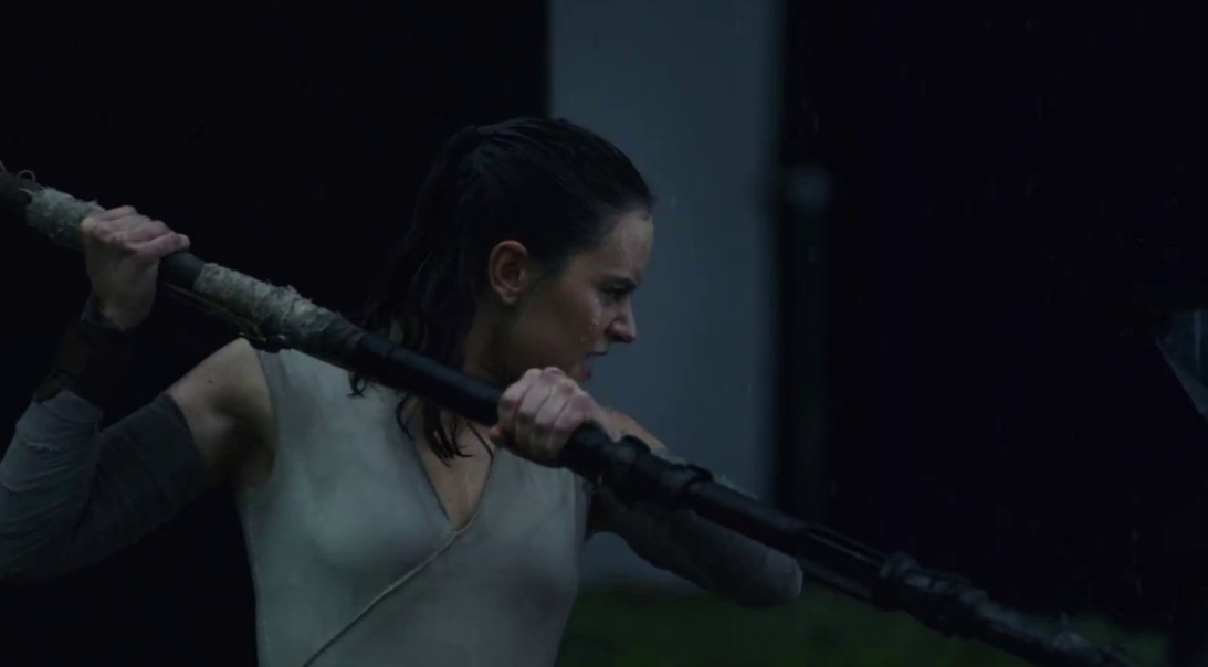Star Wars: The Last Jedi Trailer Screenshots Point To An Altercation Between Rey And Luke