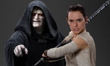 Daisy Ridley Says Emperor's Return Is Instrumental To Star Wars: The Rise Of Skywalker