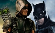 "Arrow Name-Drops Batman In ""Tribute"" Sneak Peek"