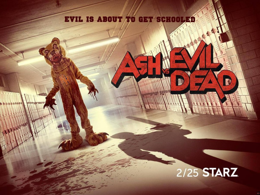 Premiere Date And Plot Details For Ash Vs Evil Dead Season 3 Revealed
