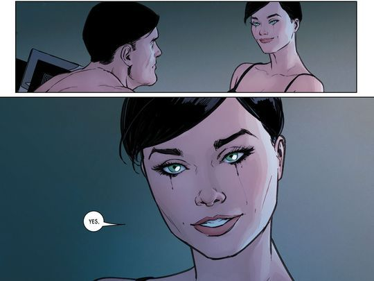 Catwoman's Answer To Batman's Marriage Proposal Revealed