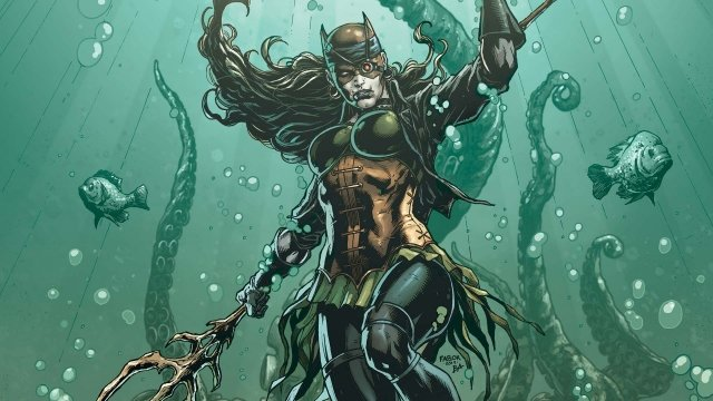 The Drowned Introduces Us To An Evil Female Batman