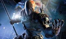 Brooding Fan Poster For Deathstroke Makes Room For Jason Todd