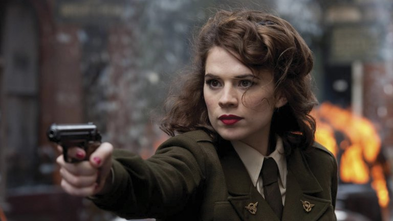 Hayley Atwell Continues To Tease Agent Carter's Return In Avengers 4