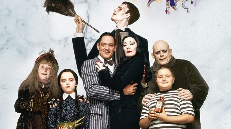 Fan-Made Poster Imagines Addams Family Reboot With Oscar Isaac And Eva Green