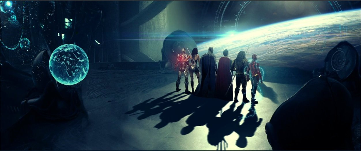 Fan Art Shows Us What Justice League's Watchtower Could Look Like